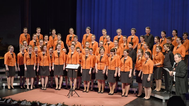 ONDRASEK CZECH CHILDREN'S AND YOUTH CHOIR