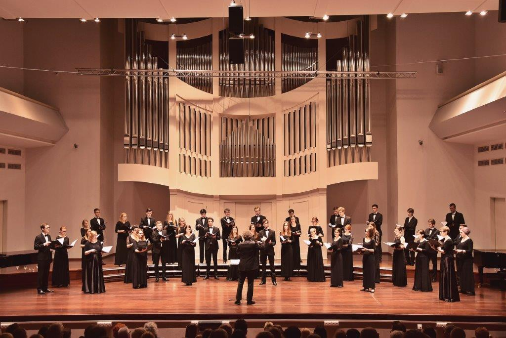Paderewski Chamber Choir