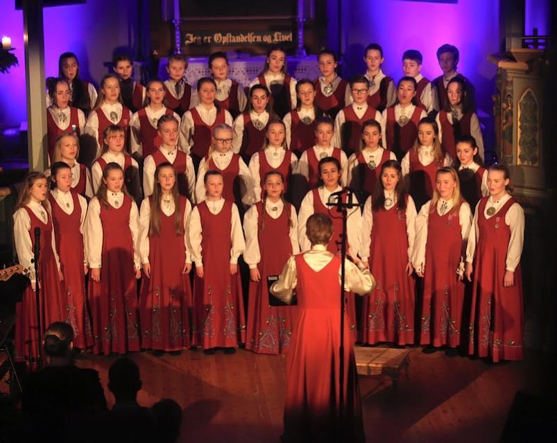VIVA synger i Sandnes kirke advent 2015